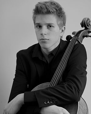 Chris Fedor, cello